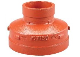 Concentric Grooved Fittings
