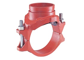 Grooved Mechanical Tee (Grooved-End Oulet)